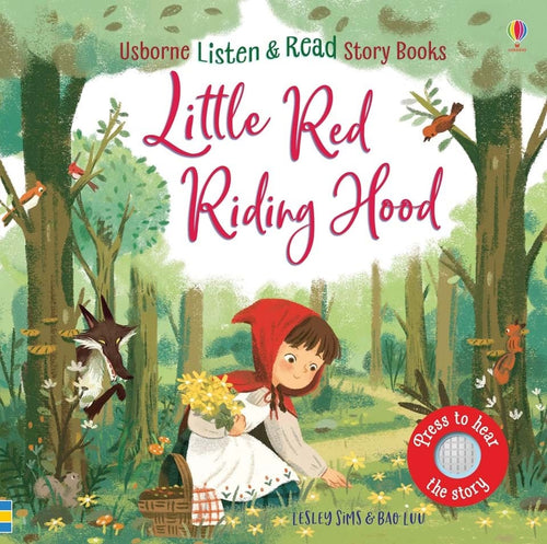 Little Red Riding Hood (Listen and Read)