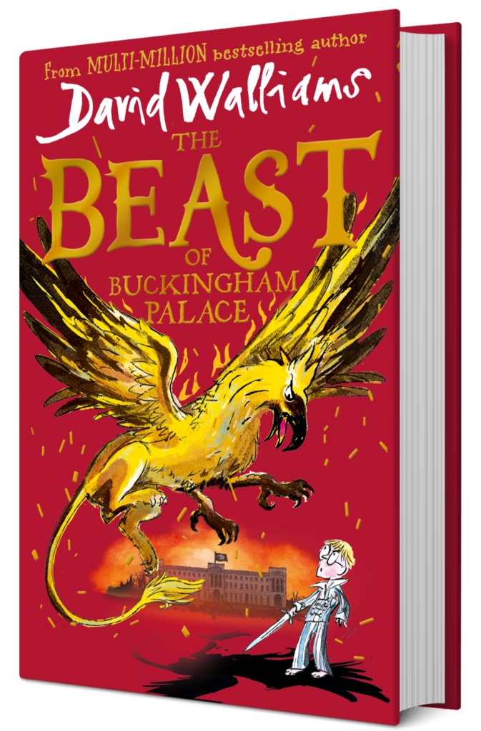 The Beast of Buckingham Palace