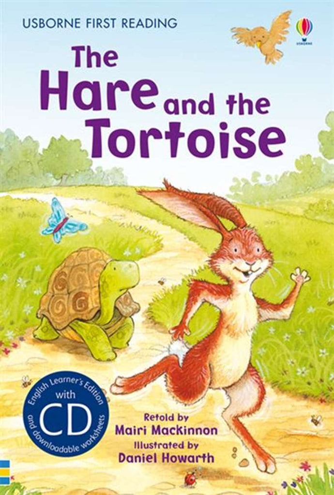 The Hare and the Tortoise English Learners Edition