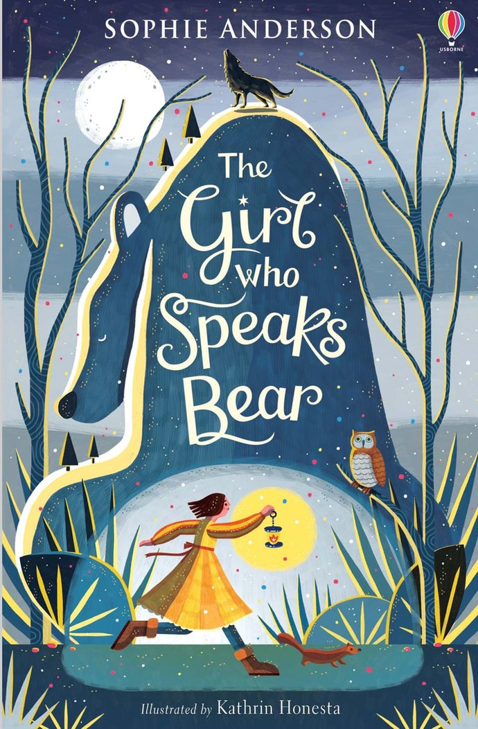 The Girl Who Speaks Bear
