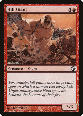Hill Giant [Duels of the Planeswalkers] | Mindsight Gaming