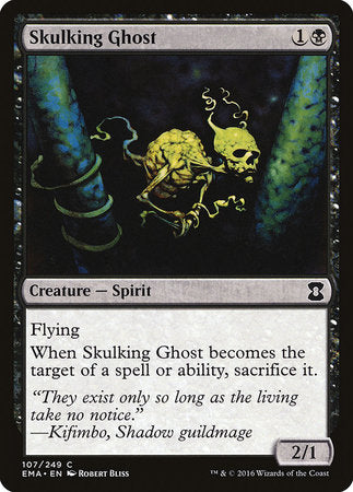 Skulking Ghost [Eternal Masters] | Mindsight Gaming