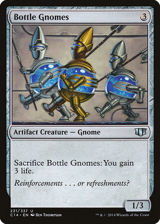 Bottle Gnomes [Commander 2014] | Mindsight Gaming