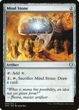 Mind Stone [Commander Anthology Volume II] | Mindsight Gaming