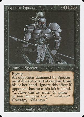 Hypnotic Specter [Revised Edition] | Mindsight Gaming