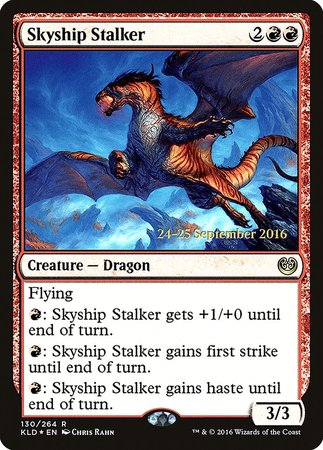 Skyship Stalker [Kaladesh Promos] | Mindsight Gaming