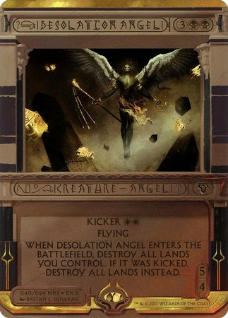 Desolation Angel [Amonkhet Invocations] | Mindsight Gaming