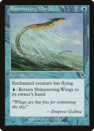 Shimmering Wings [Invasion] | Mindsight Gaming