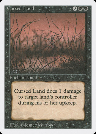 Cursed Land [Revised Edition] | Mindsight Gaming