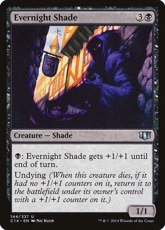 Evernight Shade [Commander 2014] | Mindsight Gaming