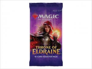 Throne of Eldraine Draft Booster | Mindsight Gaming