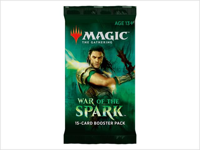 War of the Spark Booster Pack | Mindsight Gaming