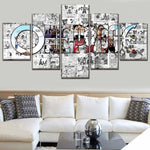 Canvas Anime | Avenue des Tableaux