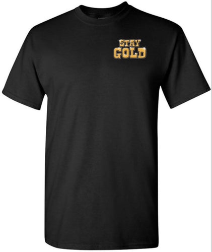 Fools Gold Stay Gold T Shirt!