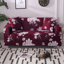 Load image into Gallery viewer, Homelife Stretch Sofa Cover - Patterns