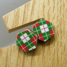Load image into Gallery viewer, Christmas Socks Stud Earrings