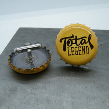 Load image into Gallery viewer, Hatherwood Total Legend - cufflinks