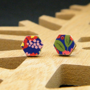 Nordic Garden stud earrings