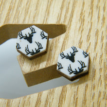Load image into Gallery viewer, Oh Deer Stud Earring