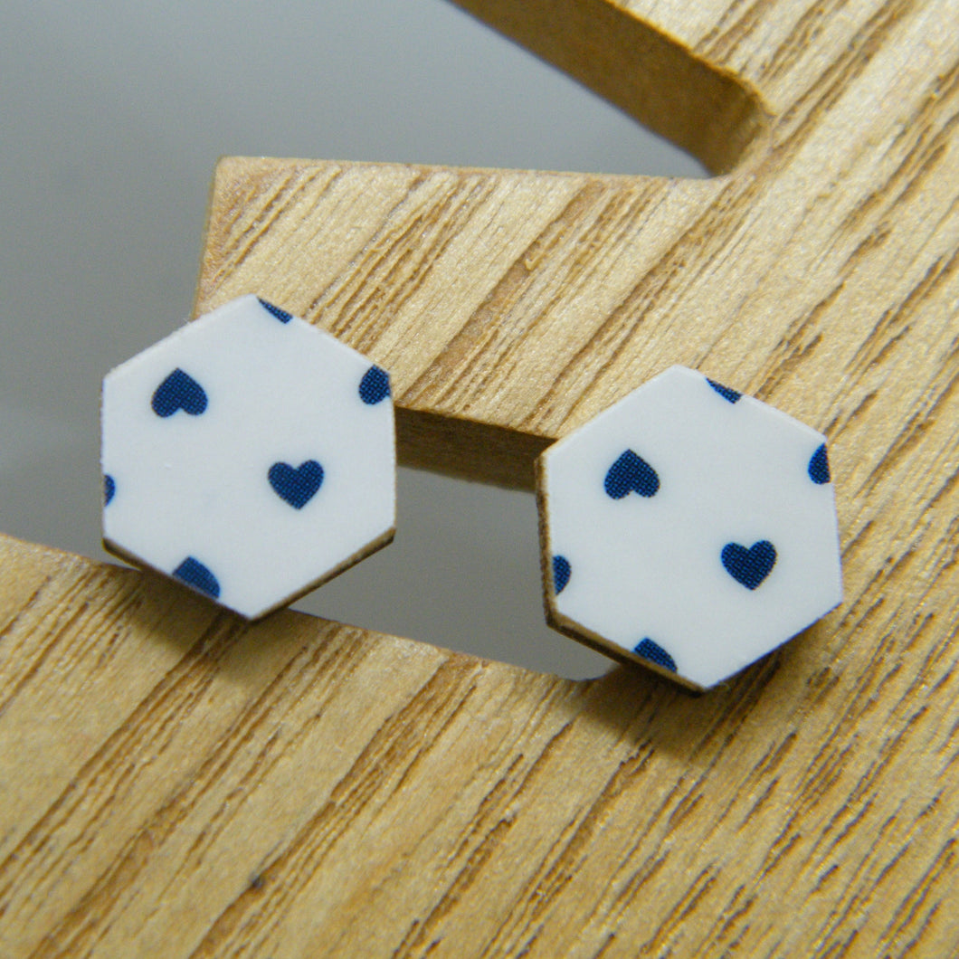 Puppy Love Stud Earrings