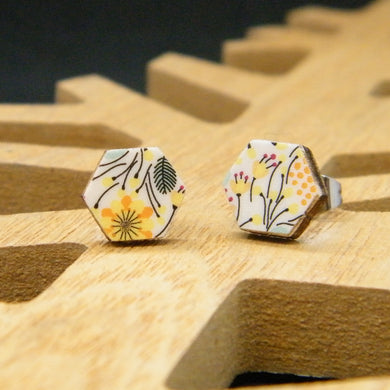 Sweet Whimsy stud earrings