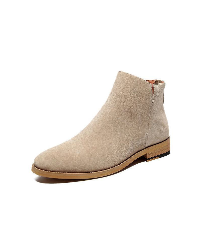 Leather Chelsea Boots - Cody - Alexandre León | tan
