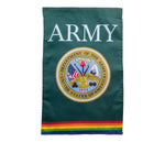 Load image into Gallery viewer, Rainbow ARMY Military Flag