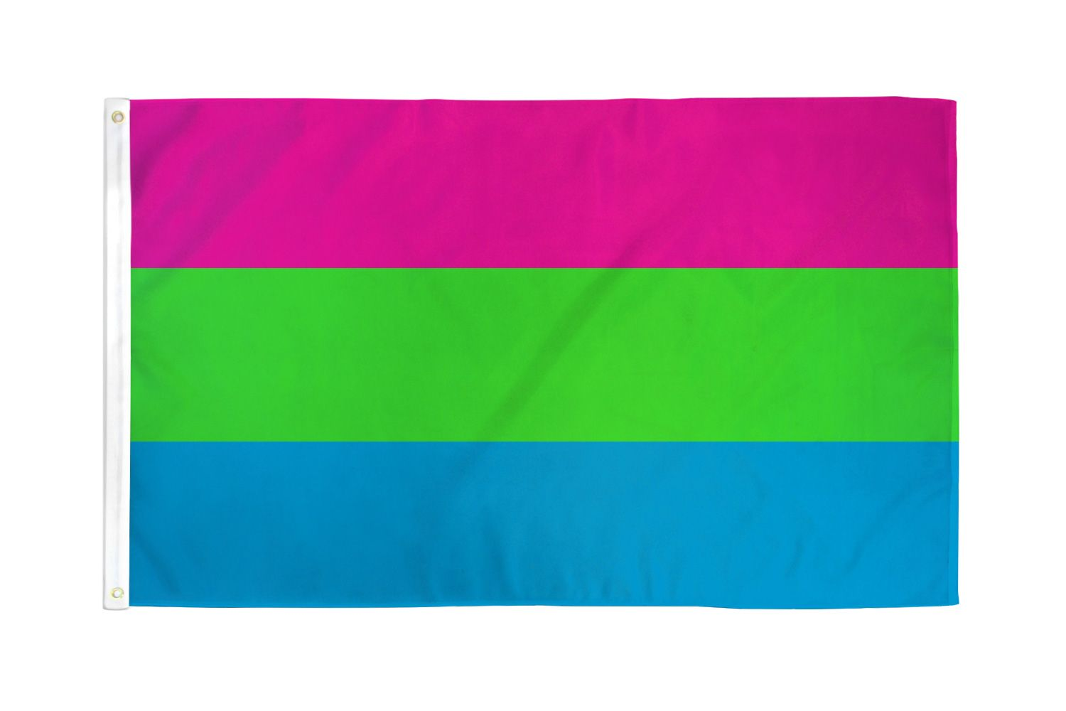 Polysexual Pride Flag 3 x 5 ft