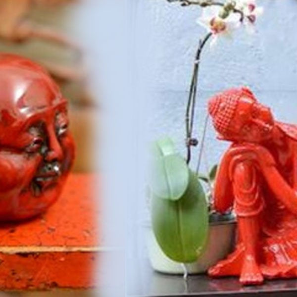 Laughing Buddha statues, different Postures and their meanings