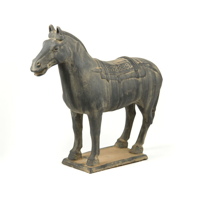 Terra Cotta Horse Statue - Original Source
