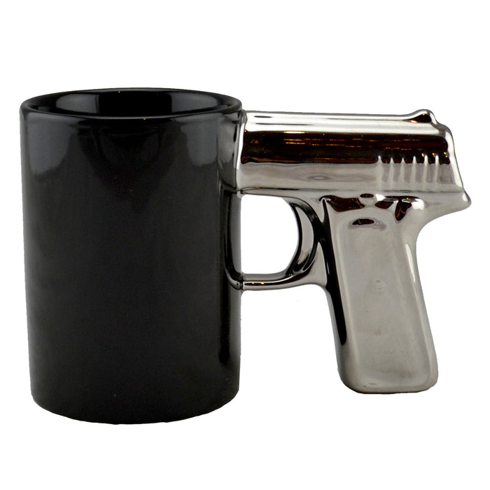 Ceramic Gun Mug - Original Source