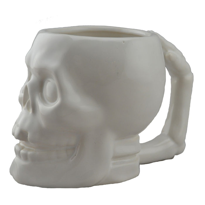 Ceramic Skull Mug - Original Source