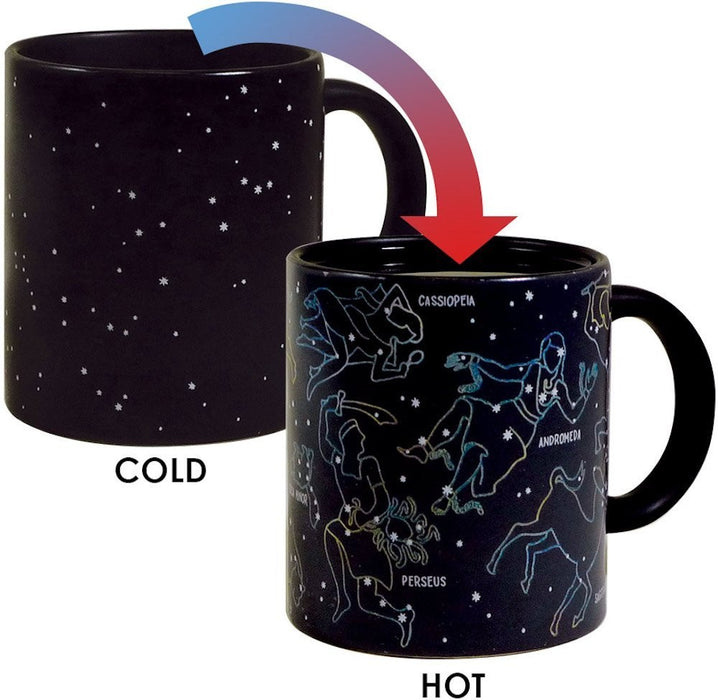 Ceramic Color Changing Magic Mug - Constellations - Original Source