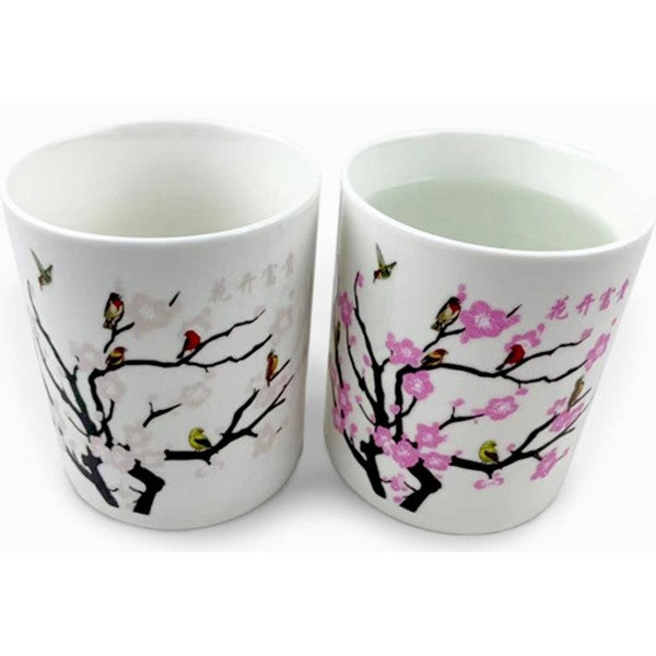 Color Changing Mug – Cherry Blossom - Original Source