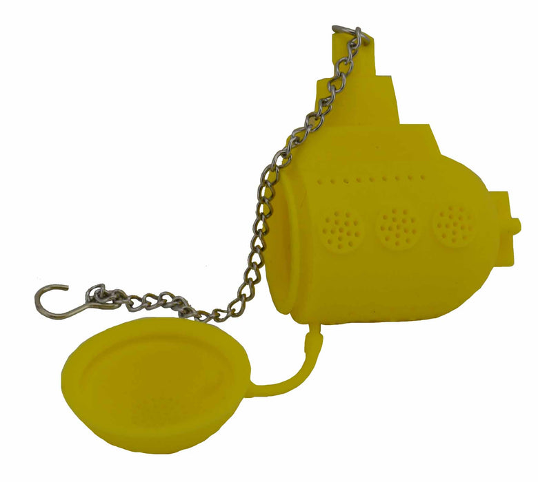 Tea Infuser - Silicon - Yellow Submarine - Original Source