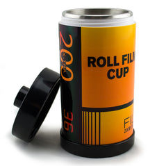 Stainless Steel Film Canister Mug