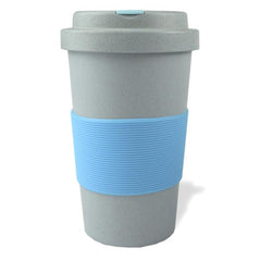 Eco-Friendly Wheat Straw Travel Cups (Blue) - Original Source