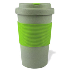 Eco-Friendly Wheat Straw Travel Cups (Green) - Original Source