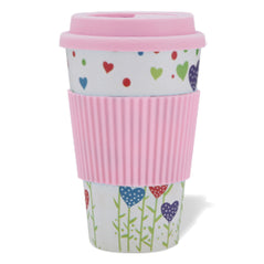 Bamboo Fiber Travel Cup (Pink) - Original Source