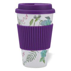 Bamboo Fiber Travel Cup (Purple) - Original Source