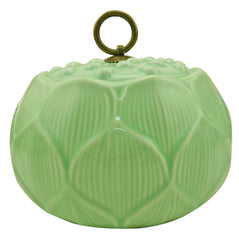 Celadon Tea Canister - Lotus - Original Source