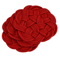 Eternal Knot Coasters - Set of 4