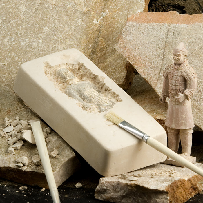 Terra Cotta Warriors Excavation Kit - Federal Officer
