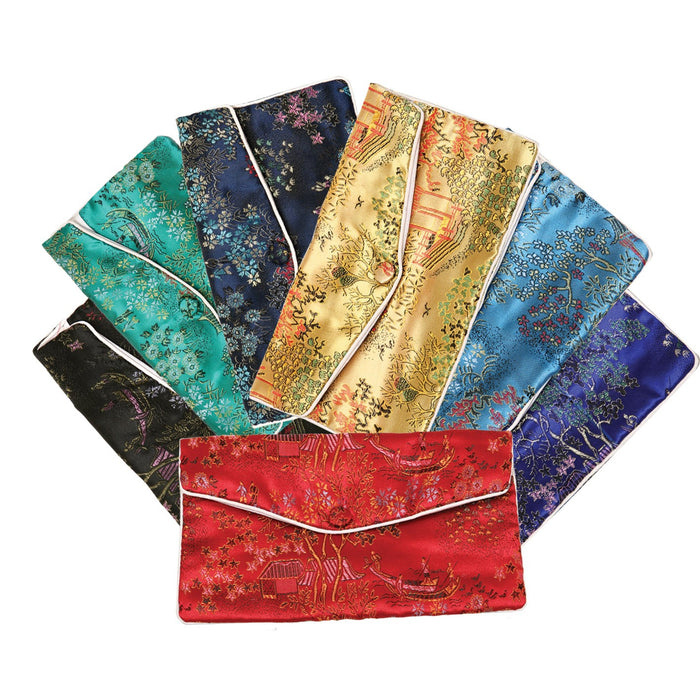 Brocade Purse - Medium - Assorted Colors