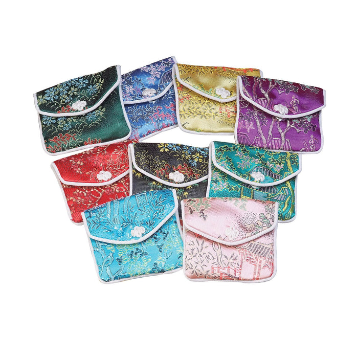 Brocade Purse - Mini - Assorted Colors