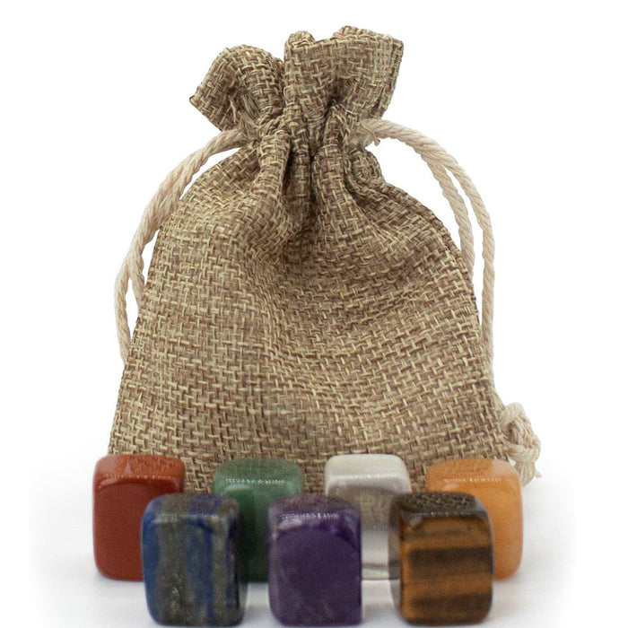 Chakra Stone Meditation Set - Original Source