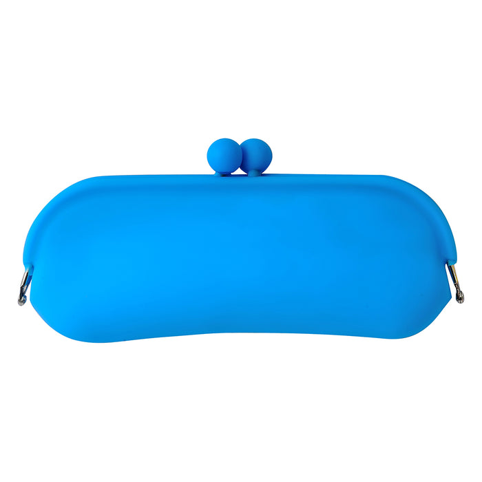 Silicon Eyeglass / Pencil Case - Blue - Original Source