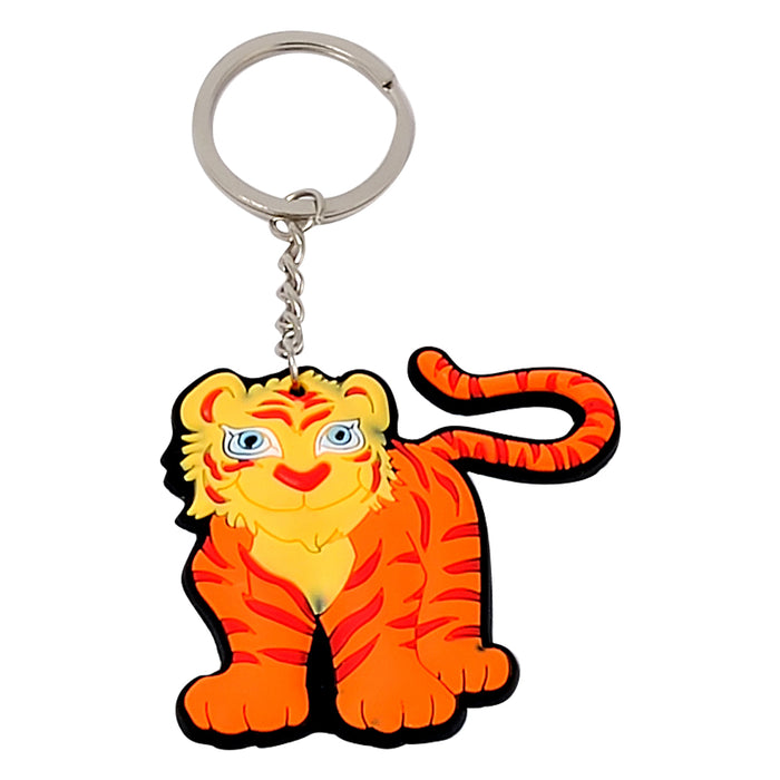 Key Chain - Zodiac - Tiger - Original Source