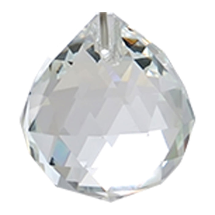 Faceted Hanging Crystal - Clear - Original Source