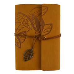 Journal Leaf - Brown - Original Source
